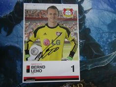Bernd Leno's autograph Auction, Baseball Cards, Sports, Youtube, Hs Sports, Sport, Youtubers, Youtube Movies
