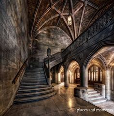 Abandoned Castles to Visit - This is kinda how I imagined the inside of Felixs castle when I wrote Xander and Blys escape. - Why abandoned castles are top choice in travelers Abandoned Castles, Abandoned Mansions, Abandoned Places, Chateau Medieval, Medieval Castle, Gothic Castle, Gothic Mansion, Old Buildings, Abandoned Buildings