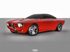 Alfa Romeo Giulia GT50 Concept
