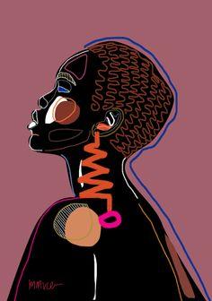 Posca Marker, Black Art Painting, Pop Art Design, Afro Art, Hippie Art, Diy Canvas Art, African Art, Aesthetic Art, Cute Art
