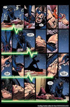 Nightwing v2 149 (2008)  Pg19