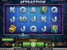 Ganhe um Bônus de 10% com Skrill jogando Attraction. Clique aqui