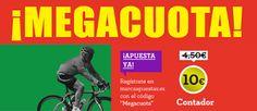 el forero jrvm y todos los bonos de deportes: Marca apuestas Megacuota 10 Contador gana Tour Fra...