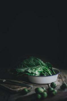 Collards, Beth Kirby for Home  Hill Magazine