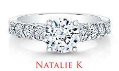 Make it the perfect moment with Natalie K.  Capri Jewelers Arizona ~ www.caprijewelersaz.com