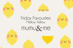 lemons yellow style