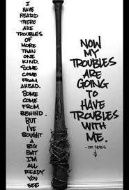Resultado de imagem para baseball bat art trouble