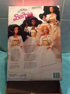Barbie Summit Special Edition 1990 Marina Asian Face Mold | eBay