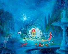 Cinderella - Harrison Ellenshaw
