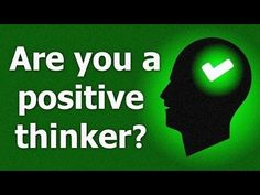 Are you a positive or negative thinker?  Video attached. - Flood & Water Damage - Restoration Board Community