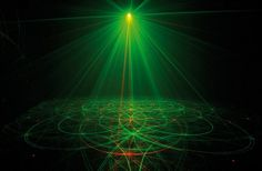 Laser Decoration for Party
