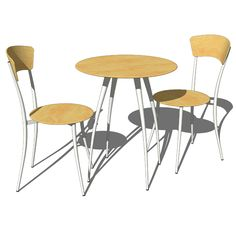 contemporary cafe tables and chairs - Google Search