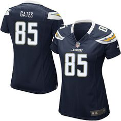 Antonio Gates Elite Nike Antonio Gates Elite Jersey at Chargers Shop.  (Elite Nike Women s Antonio Gates Navy Blue Jersey) San Diego Chargers Home  NFL Easy ... 116649ef8