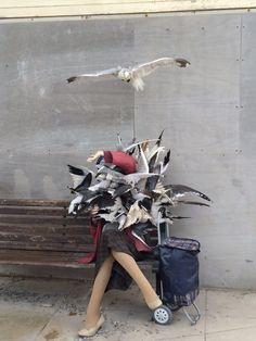 Dismaland. Exposición protagonizada por Banksy y diferentes artistas. Weston super mare. www.tourlondres.com