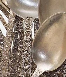 Splendid Sass: SILVER AND OTHER SPECIAL THINGS