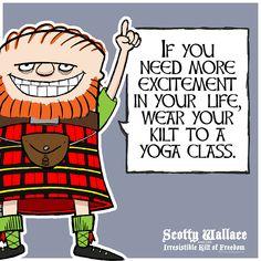 Bit of Scottish humour :-)