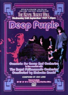 Deep Purple ~ The Royal Albert Hall 1969