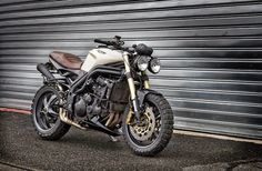 Triumph Speed Triple Edition Vintage