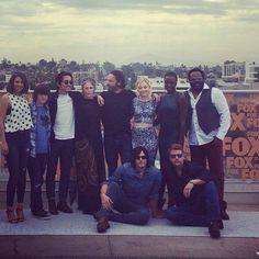 Season 5 cast ~ The Walking Dead