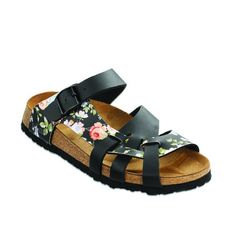 Birkenstock Papillio. Got some today but with a different pattern. LOVE. So comfy.