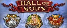 Neuer Beitrag Hall of Gods hat sich auf CASINO VERGLEICHER veröffentlicht  http://go2l.ink/1GGr  #HallOfGods, #HallOfGodsSlot, #SlotSpiele, #Slots