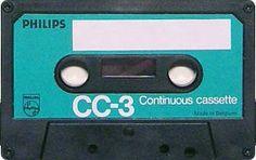 PHILIPS CC-3 Continuous Cassette