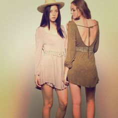 🎉 Trendy swing Mini Dress🎉 Beautiful Olive colored dress all in small medium and large!  BRAND NEW All beautifully crafted  brand is POL high quality Australian brand and just in time for spring or wear with leggings if it's still chilly let me knowing you have any questions!! NOT FREE PEOPLE BUT LISTED TO GET MORE VIEWS!'                                            🚫NO TRADES. Free People Dresses Mini