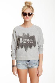 Batman Crew Sweater