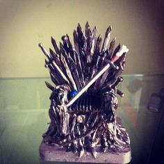 Iron throne #winteriscoming  #got