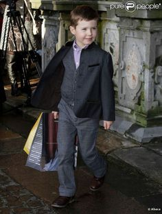 Prince Christian, son of The Crown Princess and Princess of Denmark. In a three-piece suit! Crown Princess Mary, Prince And Princess, Prince Christian Of Denmark, Denmark Royal Family, Prince Frederick, Danish Royalty, Royal Blood, Spanish Royal Family, Swedish Royals