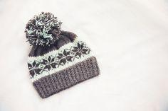 IMG_2316 Knitted Hats, Winter Hats, Beanie, Knitting, Fashion, Threading, Moda, Tricot, Fashion Styles