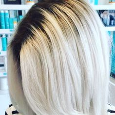 Heather Newsome @heather.kay2.0 hair goal #platin...Instagram photo | Websta (Webstagram)