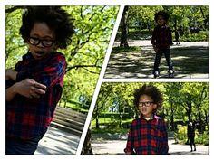 Jayden Pyram, Children With Swag