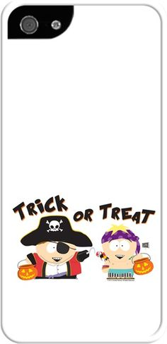 South Park - Trick or Treat Kendin Tasarla - İphone 5/5S Kılıfları