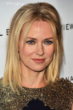 Medium length haircuts are here. They are still trendy and not late to have medium length haircuts. Latest hairstyles and many photos Cool Haircuts For Girls, Girl Haircuts, 2015 Hairstyles, Hairstyles For Round Faces, Naomi Watts Hair, Selena Gomez Hair, Beautiful Blonde Hair, Full Hair, Girl Short Hair
