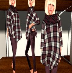 Second Life Gifts from Gaall In the pictures of this post you can see two of the Second Life Gifts from Gaall. There are quite a few more in the store and the best part is that they are all free. Take my taxi at the end of the post to grab those gifts. Have …