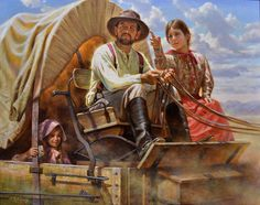 Traveling the West by Alfredo Rodriguez