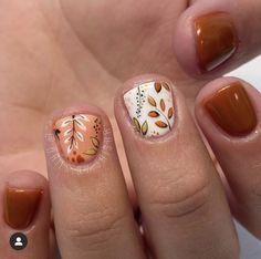 Autumn Nails, Holiday Nails, Mani Pedi, Toe Nails, Nails Inspiration, Gel Polish, Nail Designs, Nail Art, Tattoos