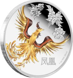 NZ Mint presents a stunning new coin in the Feng Shui range. The powerful energi Silver Coins For Sale, Gold And Silver Coins, Bullion Coins, Silver Bullion, Wilhelm Ii, Coin Design, Coin Art, Mint Coins, Magick