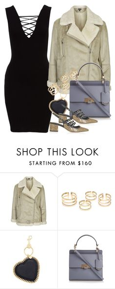 """""""Untitled #2278"""" by erinforde ❤ liked on Polyvore featuring Topshop, STELLA McCARTNEY, Balenciaga, women's clothing, women's fashion, women, female, woman, misses and juniors"""