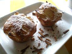 La cucina leggera, ma non troppo!: Muffin mele e cannella