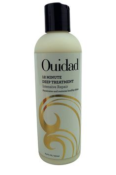 Ouidad 12 Minute Deep Treatment Intensive Repair 8.5 oz >>> Want to know more, click on the image.