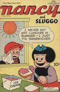 Nancy and Sluggo Comic Books--comic books encourage reading - practice and comprehension.