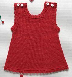Vestido Cerejinha