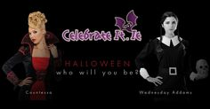Do you want to dress up like Countessa or Wednesday Addams on this year halloween? Adult Halloween, Halloween Costumes, Wednesday Addams, Macabre, Creepy, Dress Up, Celebrities, Movies, Movie Posters