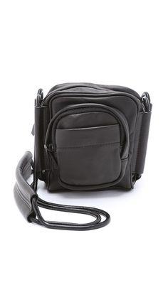 Alexander Wang Brenda Camera Bag with Covered Zips