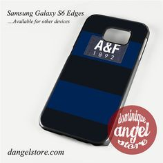dark blue abercrombie and fitch Phone Case for Samsung Galaxy S3/S4/S5/S6/S6 Edge