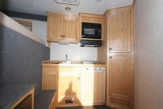 4 Awesome diy horse trailer living quarters conversions