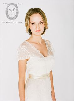Saja 2013 Bridal Collection from Wedding Chicks