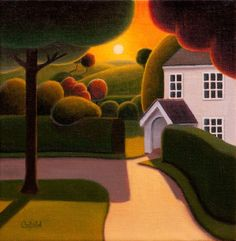 Untitled study 50 by Paul Corfield